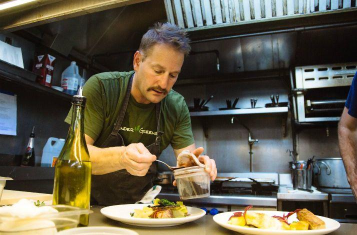 Cook with Renowned Chef Ron Siegel and Prepare a Seasonal, Technique-Driven Dinner as His Sous Chef (1)