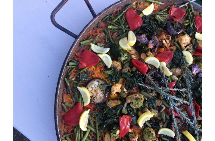 Private Dinner Party in LA: An Outdoor Spanish Feast Hosted by Paella Project: In Pasadena, California (1)