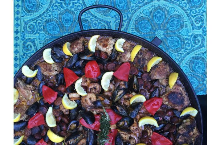 Spanish Cooking Class and Dinner in LA Hosted by Paella Project: In Pasadena, California (1)