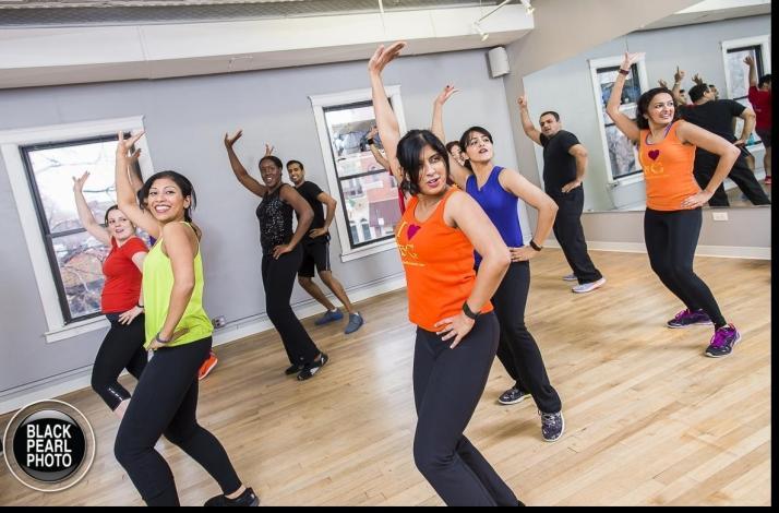 BollyGroove Cardio Foster Dance Studio: In Evanston, Illinois
