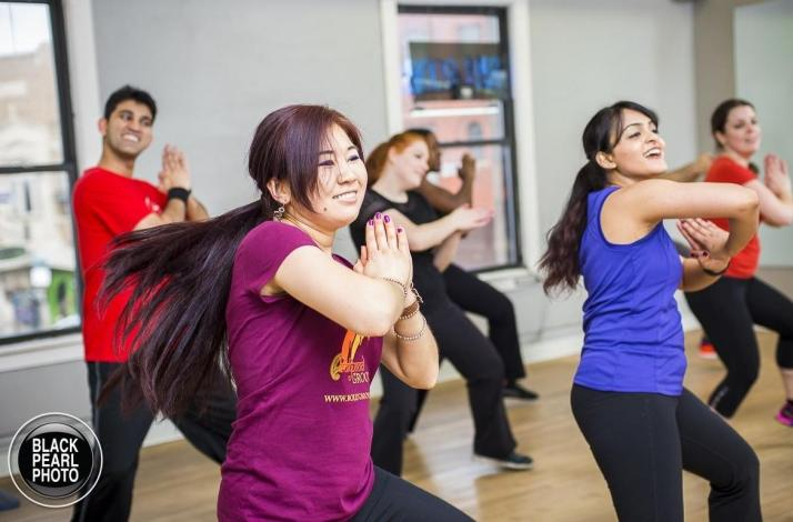 BollyGroove Cardio American Rhythm Center: In Chicago, Illinois (1)