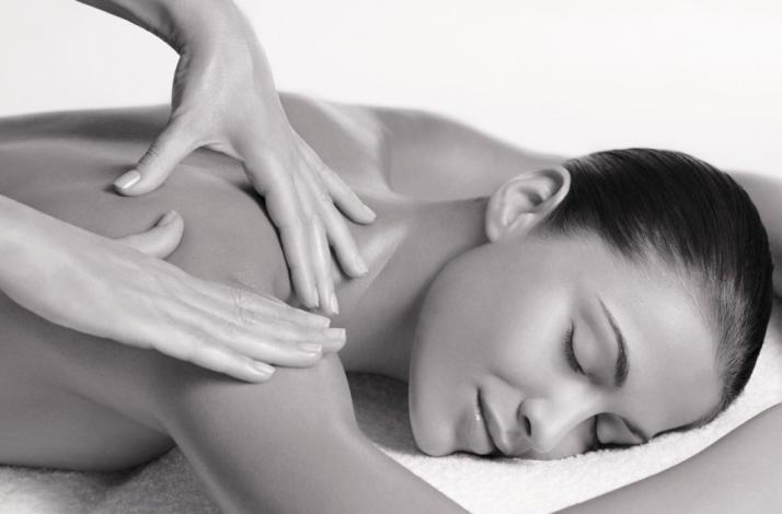 Curated Personal Meditation and Massage Experience at Soulstice Mind + Body Spa: In Sausalito