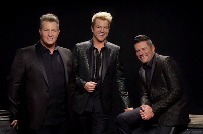 See Rascal Flatts' Show and Go Backstage for a Photo, Hosted by Stars from The Bachelor | 4 Tickets: In Mountain View, California (1)