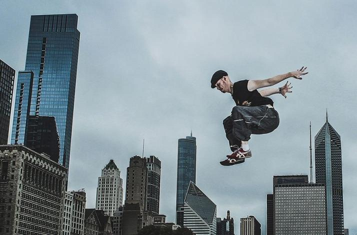 Beginner Adult Parkour Class: In Chicago, Illinois