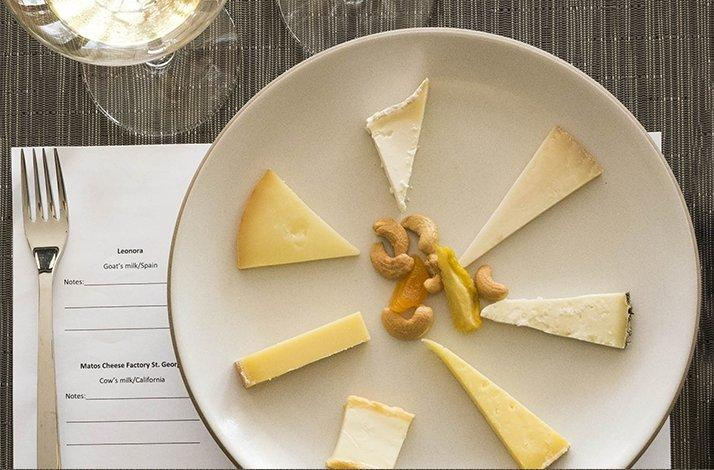 Private Custom Cheese & Wine Pairing Workshop in Your Home : In Napa, California
