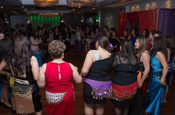 Girls Night in with Belly Dance: In Plainview, New York (1)