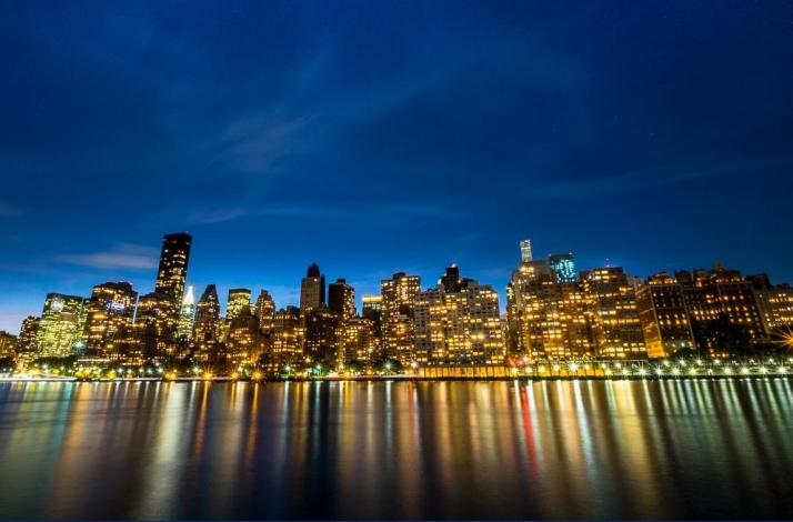 Long Exposure Photography Experience: New York City Long Exposure Photography Experience: In New