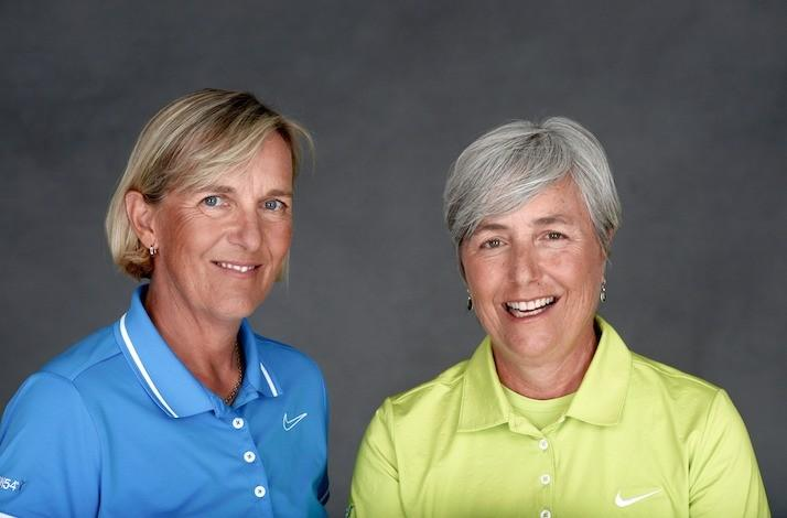 Digital Golf Lesson with Top 50 Instructors Pia Nilsson and Lynn Marriott