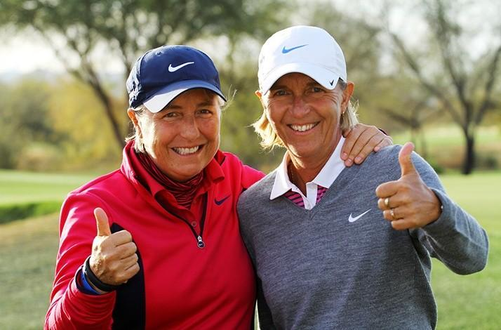Group Half-Day Coaching Clinic in Scottsdale, AZ with Pia Nilsson and Lynn Marriott: In Scottsdale, Arizona (1)