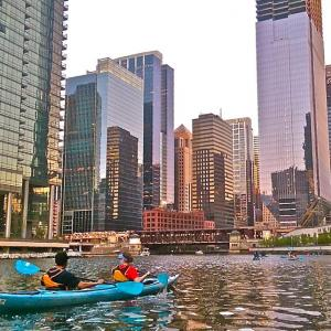 Wateriders Chicago Kayak Tours and Rentals