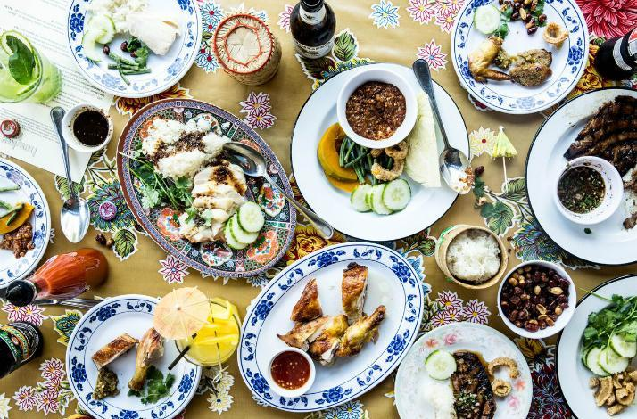 Laotian-Style Barbecue Hosted by Acclaimed Chef of Michelin-Starred Commis: In Oakland, California (1)