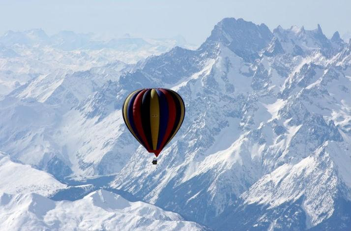 Balloon Expedition over Mt. Everest: In Kathmandu, Nepal (1)