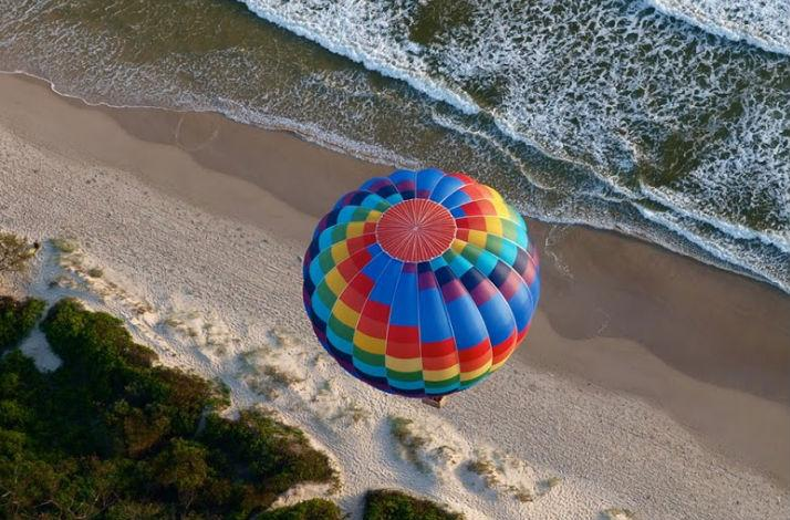 Balloon Flight over Byron Bay (1)