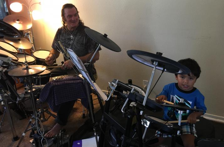 Drum Instruction from One of the Best Teachers in Orange County: In Costa Mesa, California