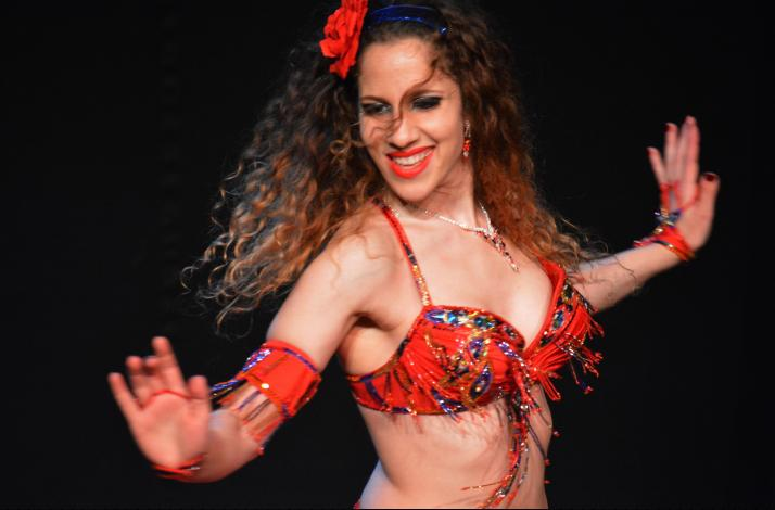Beginner Belly Dance Classes with Salit: In New York, New York (1)