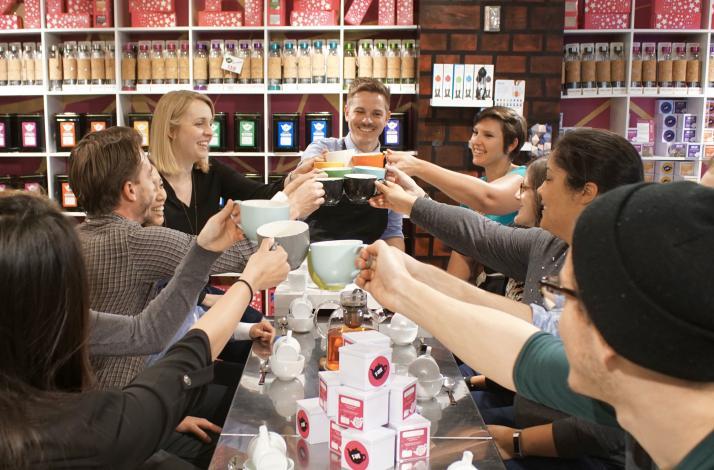 DIY Tea Blending Workshop: In San Francisco, California