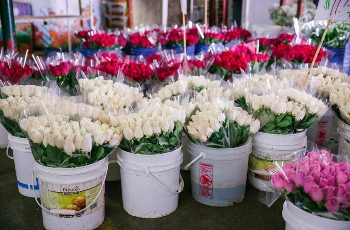 Early Morning LA Flower Market and Historical Tour: In Corona, California (1)