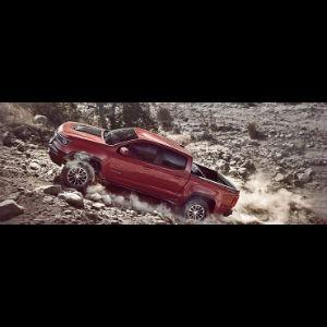 Responsive image 2017 Chevrolet Colorado