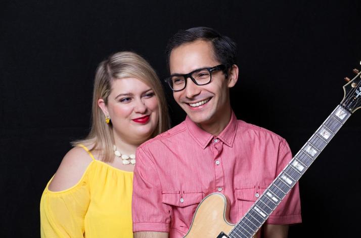 Create Your Custom Song with Pop-Jazz Duo Sensation the Dollybirds: In Orange, California