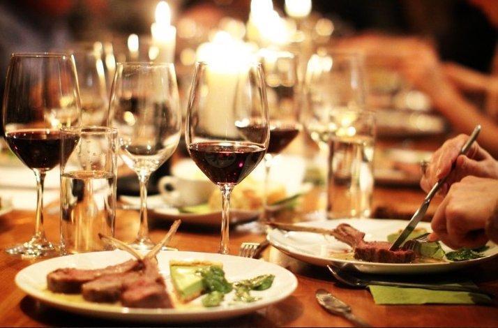 Food and Wine Pairing Dinner: In Walnut Creek, California (1)