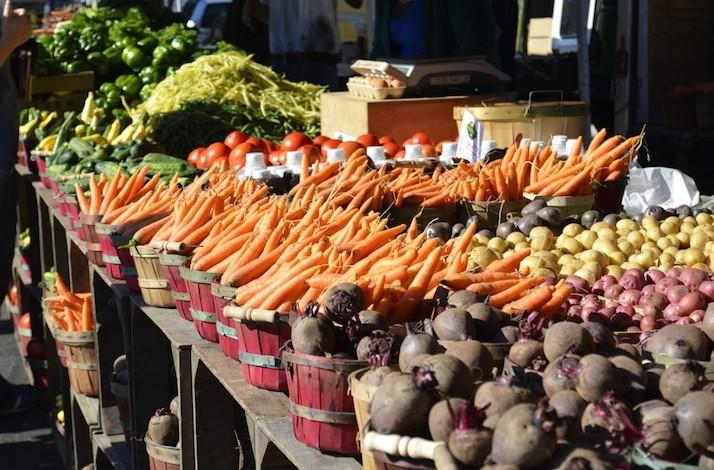 Farmers Market Visit and Brunch at Coppa with Chef Jamie Bissonnette: In Boston, Massachusetts
