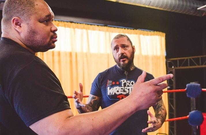 Fantasy Slam Pro Wrestling Fantasy Camp: In Las Vegas, Nevada