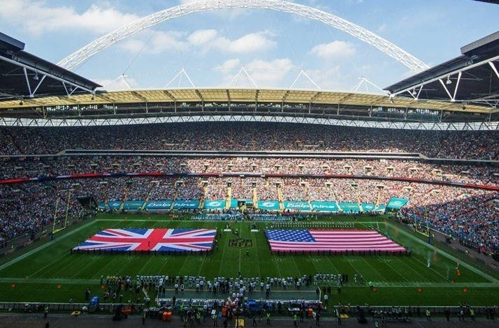 NFL London 2018 Ultimate Travel and Game Package: In London, United Kingdom