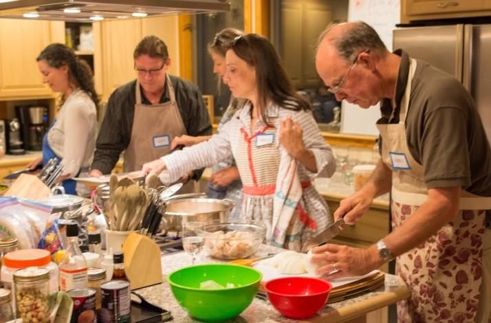 Asian Cooking Class Party at Your Home: In Dedham, Massachusetts