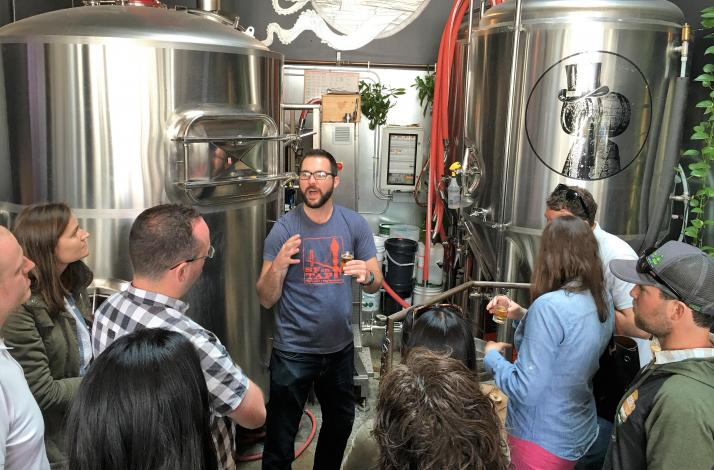 Private Walking Tour of the Breweries in the Haight-Ashbury District of San Francisco : In San Francisco, California (1)