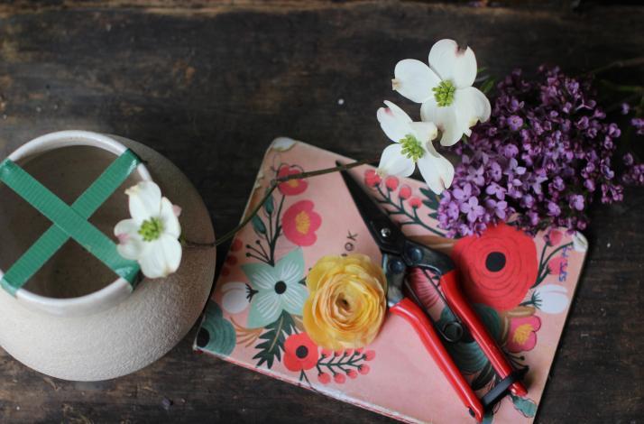 Build Your Artisan Skill Set in a Floral Design Class: In Petaluma, California