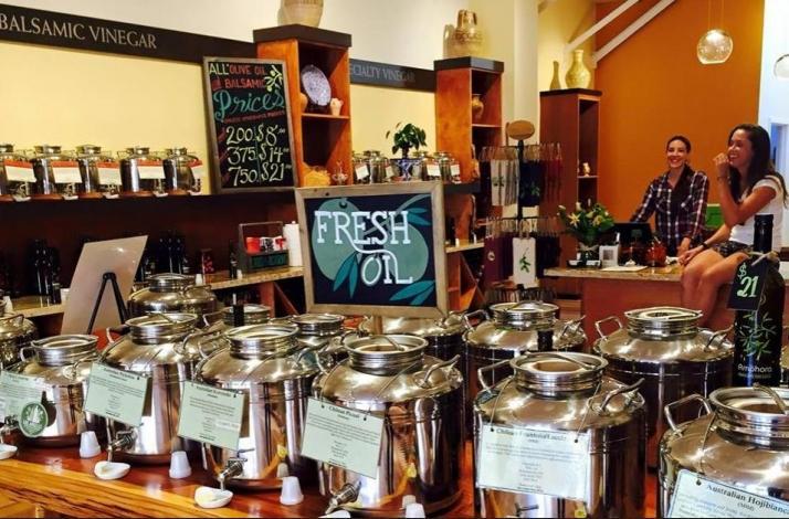 Bread, Chocolate, Gourmet Picnic, and Stroll: In San Anselmo, California