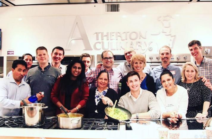 Corporate Team Building Event: Hands-on Cooking Class with Talented 'Local Gem' Chefs: In Redwood City, California (1)