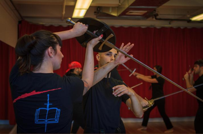 Sword Fighting Classes for Knights and Samurai: In New York, New York (1)