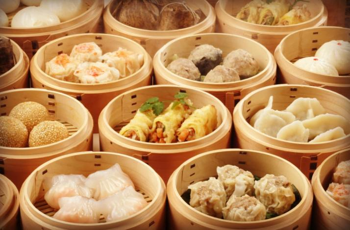 Dine and Order Dim Sum in Mandarin: In Los Angeles County, California