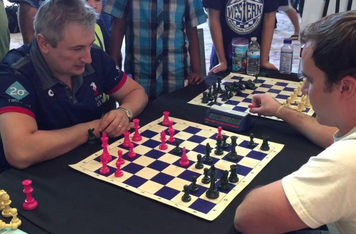 Chess Lesson with New York's Top Coach: In New York, New York (1)