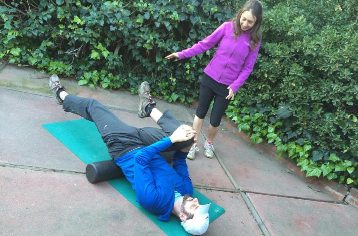 90-minute Session to Improve Running Efficiency and Prevent Injury with Coach Eve: In Mill Valley, California (1)