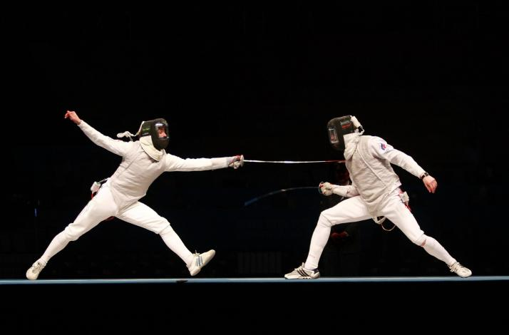 Private Fencing Lesson for Beginners: In San Francisco, California (1)