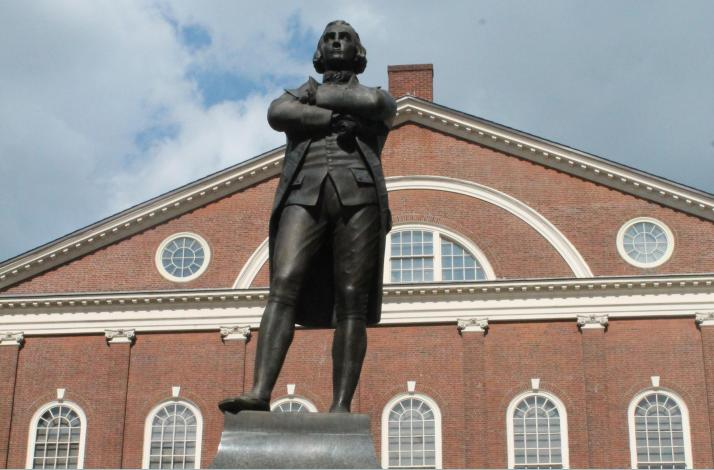 Boston's Revolutionary History: Tour and Discussion with Author: In Boston, Massachusetts