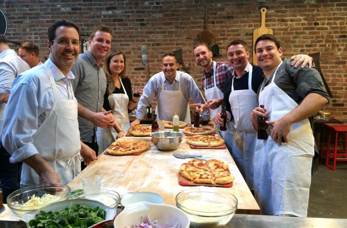 Hands-On Pizza Making Class: In Brooklyn, New York (1)
