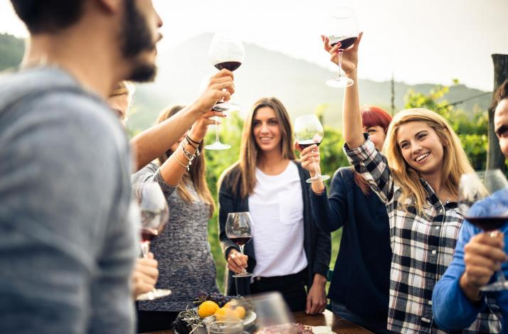 DEVOURED: an Experiential Picnic in the Vineyards for SINGLES: In , United States