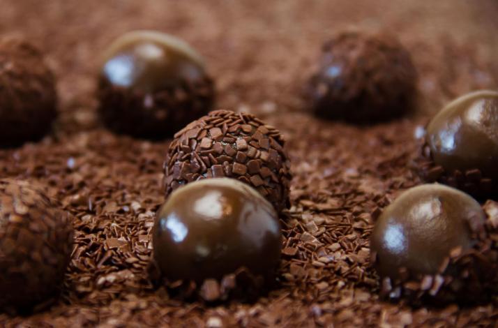 An Evening with Brazilian Chocolate Truffles : In San Francisco, California (1)