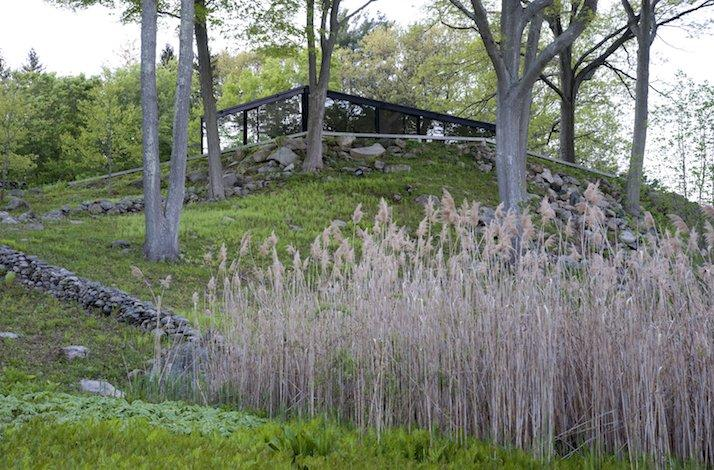 Private Tour for up to 6 People with a Copy of a Glass House Book: In New Canaan, Connecticut (1)