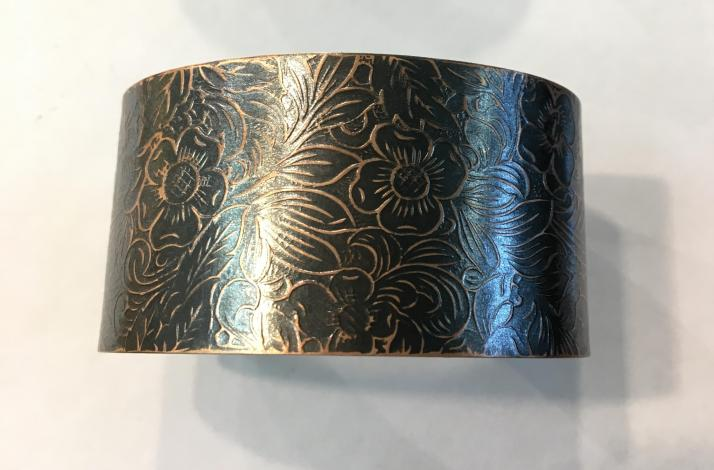 DIY Contemporary Cuff Workshop with Artisan Metalsmith: In Hoboken, New Jersey