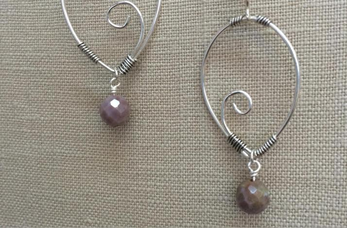DIY Earrings, Earrings and More Earrings Workshop with Artisan Metalsmith: In Hoboken, New Jersey (1)