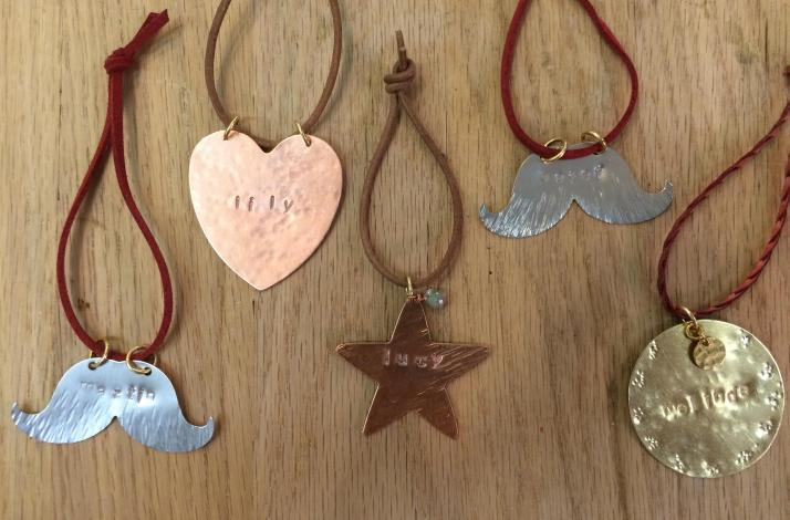 Create with Me! Holiday Ornament: Parent and Child with Artisan Metalsmith : In Hoboken, NJ