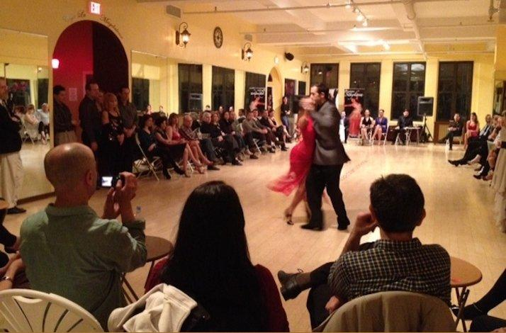 Private Couples Tango Lesson: In New York, New York (1)