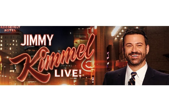 VIP Tickets to Jimmy Kimmel Live! + Green Room Access in LA for 2: In Los Angeles, California (1)