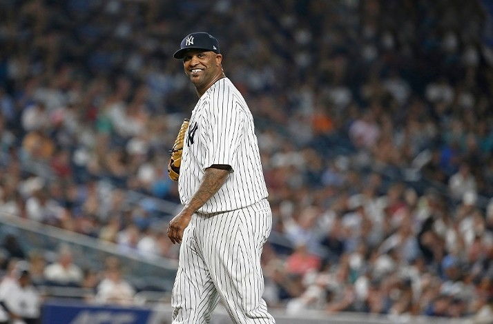 CC Sabathia LegaCCy: Sendoff in Style with the Yankees: In New York, New York (1)