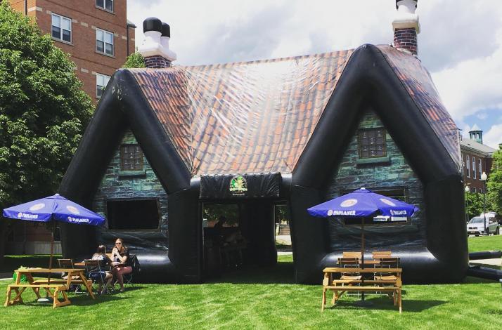 Full Irish Pub Experience in Your Own Backyard: In Boston, Massachusetts