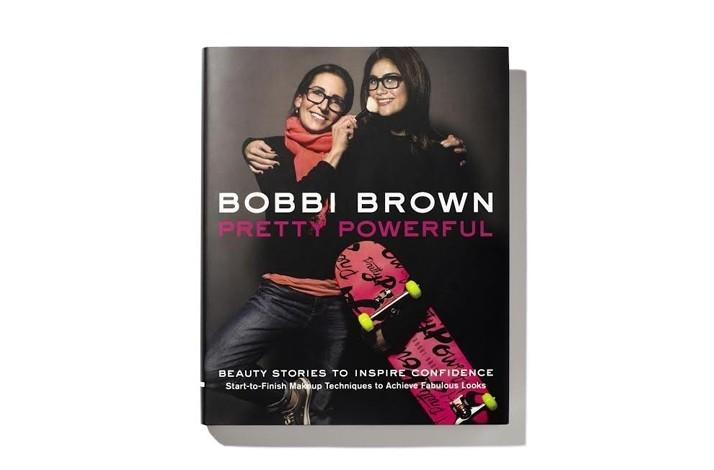 Hand-Signed Copy of Bobbi Brown Pretty Powerful (1)